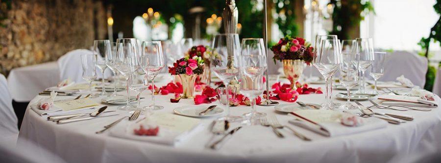 El menú perfecto para una boda
