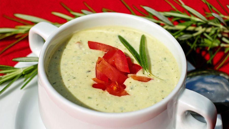 Las sopas y cremas frías perfectas para el verano