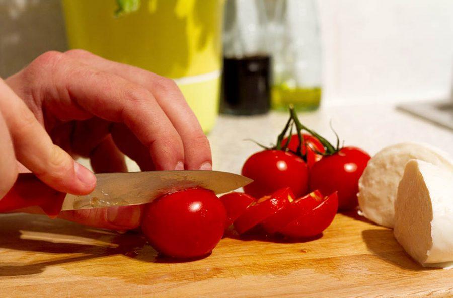 Mantener la seguridad en la cocina