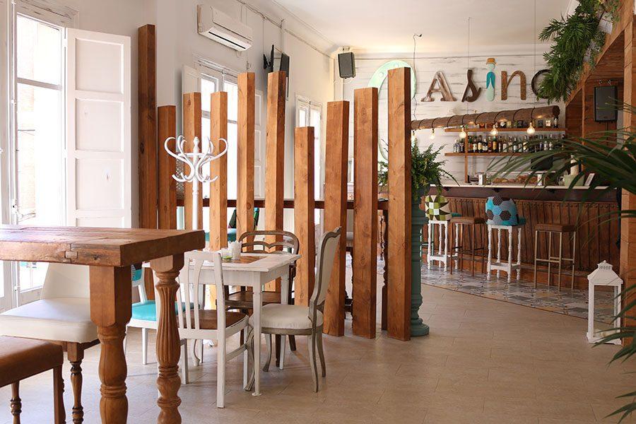 Renovamos las meriendas en el Lounge-Bar del Casino