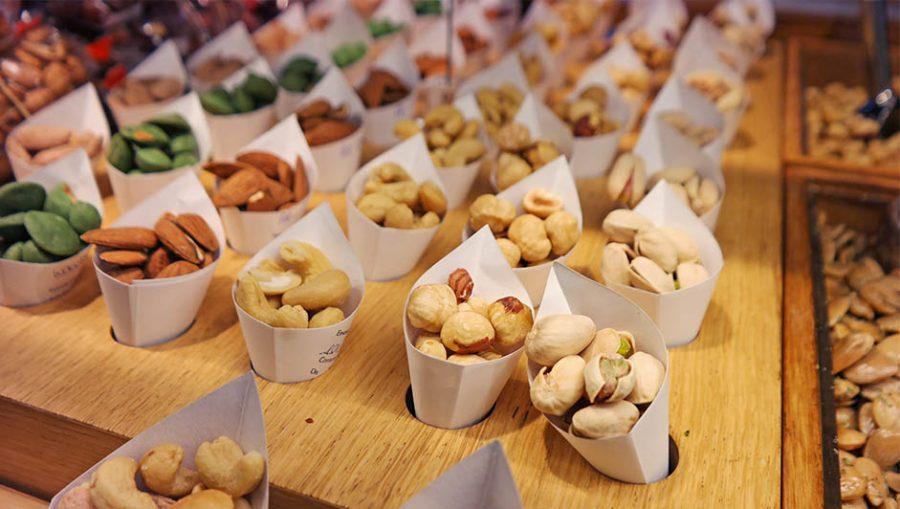 Los beneficios de los frutos secos en nuestra cocina