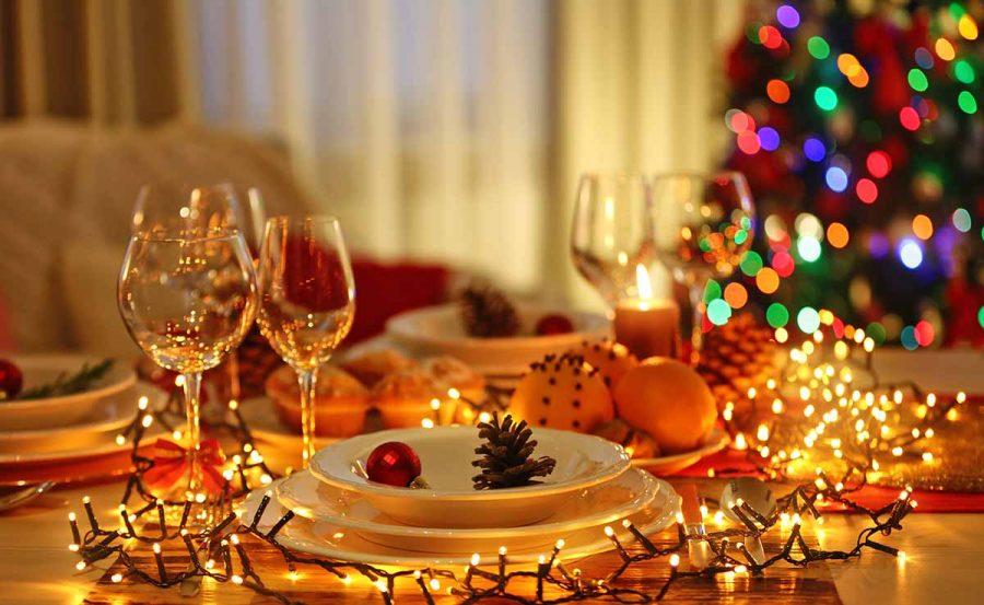 Así son las comidas de Navidad en Europa